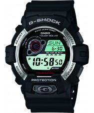 Casio GR-8900-1ER Mens g-shock solaire alimenté résine noire de montre bracelet