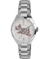 Radley RY4159 Mesdames coupe d'argent par le biais de montre bracelet de chien