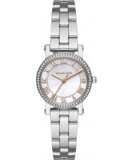 Michael Kors MK3557 Mesdames argent norie montre bracelet en acier