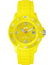 Ice-Watch SI.NYW.U.S.14 Ice-forever néon tendance montre jaune