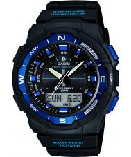 Casio SGW-500H-2BVER Mens collection boussole montre combi noir