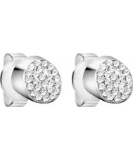 Calvin Klein KJ8YME040100 Boucles d'oreilles brillantes pour dames