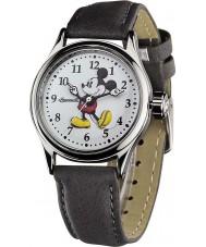 Disney by Ingersoll 25570 Mesdames classique mickey mouse nubuck gris de montre bracelet