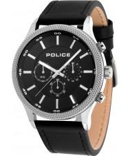 Police 15002JS-02 Montre rythmique