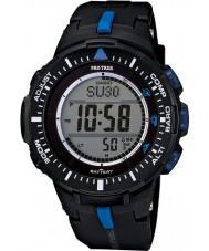 Casio PRG-300-1A2ER Mens pro-treck résine noire montre bracelet