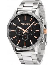 Police 15002JS-02M Montre rythmique