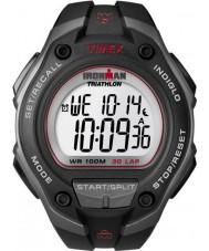 Timex T5K417 Mens ironman noir 30 tour montre sport oversize
