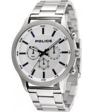 Police 15002JS-04M Montre rythmique