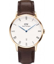 Daniel Wellington DW00100086 38mm Mens dapper bristol rose montre en or