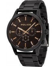 Police 15002JSB-02M Montre rythmique
