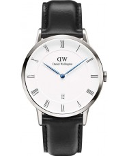 Daniel Wellington DW00100088 Mens 38mm dapper montre sheffield d'argent