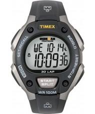 Timex T5E901 ironman Noir 30 tour complet taille montre de sport