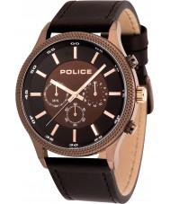 Police 15002JSBN-12 Montre rythmique