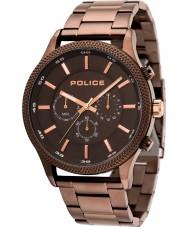 Police 15002JSBN-13M Montre rythmique