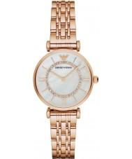 Emporio Armani AR1909 Mesdames or rose plaqué montre habillée bracelet lien