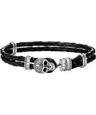 Thomas Sabo A1697-823-11-L18-5 Bracelet rebelle au coeur