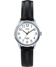 Timex T20441 Mesdames argent noir facile de montres de lecteur