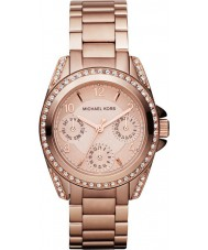 Michael Kors MK5613 Mesdames blair montre en or rose