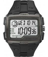 Timex TW4B02500 Mens expédition choc numérique montre chrono noir