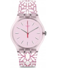 Swatch SUOP109 Mesdames fleurie montre
