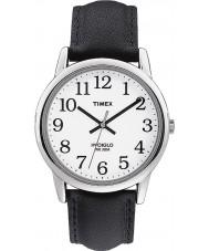 Timex T20501 Mens blanc noir facile montre lecteur