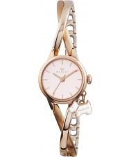 Radley RY4184 Mesdames plaqué or rose torsadé millésime montre demi-bracelet