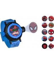 Disney SPD3442 Montre à crayons Spiderman